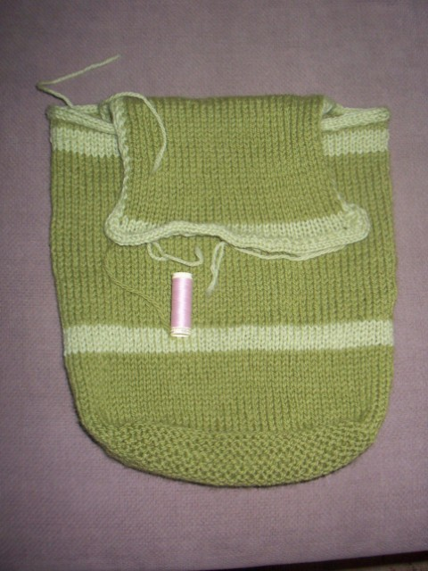 Lunch Bag - Unfelted